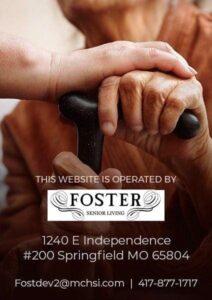 Foster Senior Living